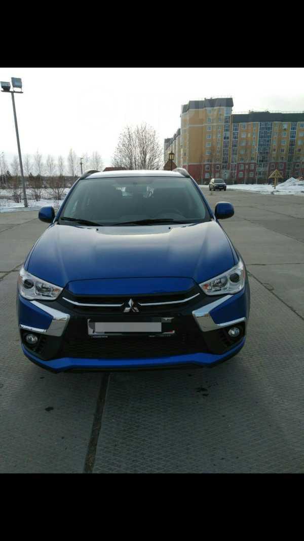 Mitsubishi ASX, 2017 год, 1 250 000 руб.