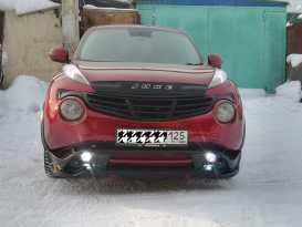 Якутск Nissan Juke 2011