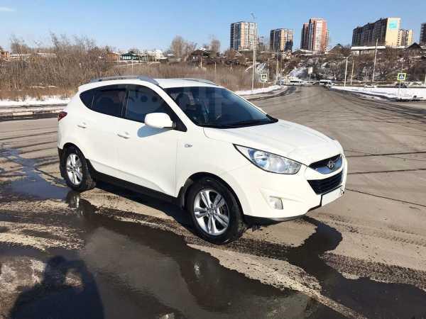 Hyundai Tucson, 2011 год, 850 000 руб.