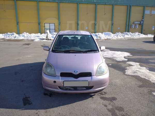 Toyota Vitz, 1999 год, 150 000 руб.