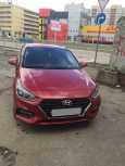 Hyundai Solaris, 2018 год, 770 000 руб.