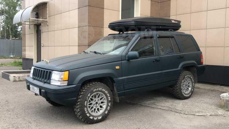 Jeep Grand Cherokee, 1994 год, 540 000 руб.