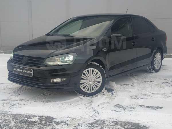 Volkswagen Polo, 2016 год, 659 000 руб.
