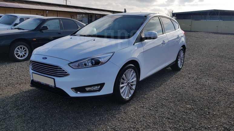 Ford Focus, 2018 год, 660 000 руб.