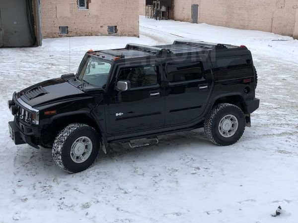 Hummer H2, 2004 год, 1 000 000 руб.