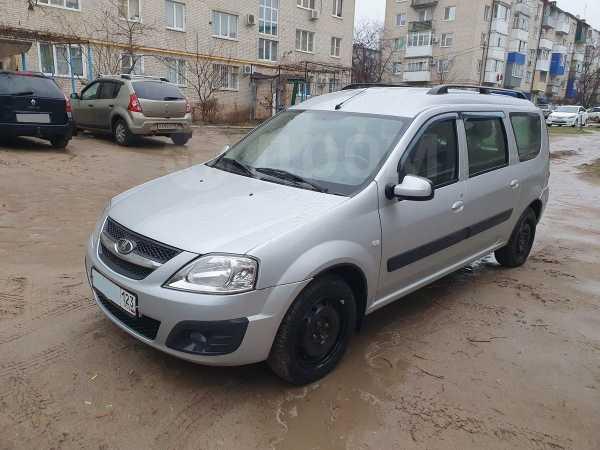 Лада Ларгус, 2015 год, 415 000 руб.