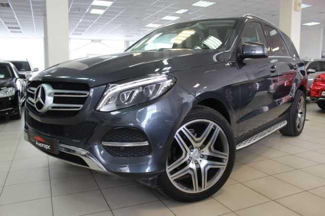 Mercedes-Benz GLE, 2015 год, 2 800 000 руб.