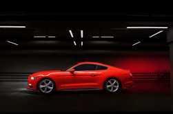 Москва Mustang 2014