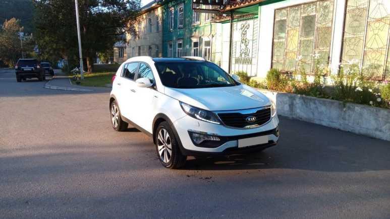 Kia Sportage, 2013 год, 1 250 000 руб.
