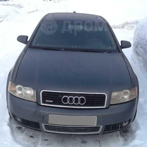 Audi A4, 2004 год, 300 000 руб.