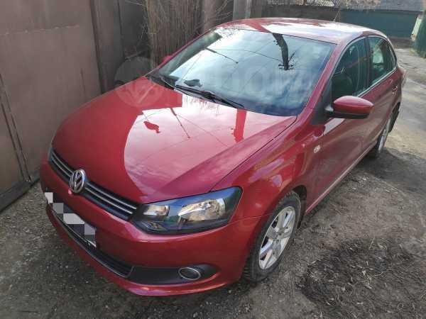 Volkswagen Polo, 2012 год, 529 000 руб.