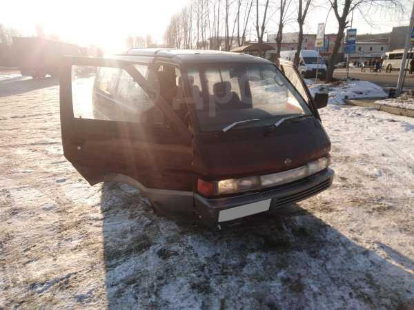 Nissan Largo, 1989 год, 35 000 руб.