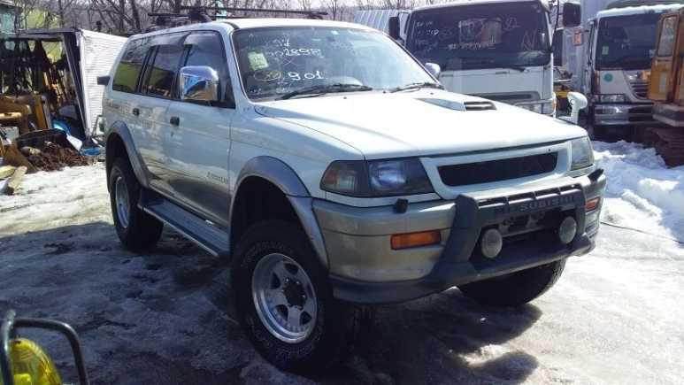Mitsubishi Challenger, 1996 год, 465 000 руб.