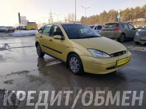Ford Focus RS, 2000 год, 157 000 руб.