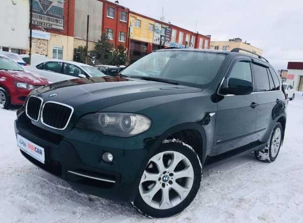 BMW X5, 2007 год, 740 000 руб.