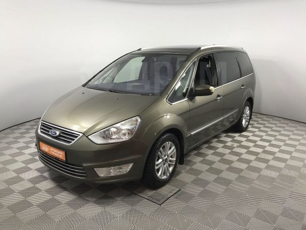 Ford Galaxy, 2011 год, 742 000 руб.