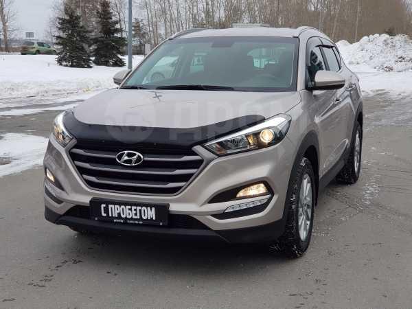 Hyundai Tucson, 2018 год, 1 560 000 руб.