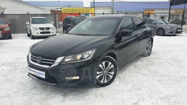 Honda Accord, 2013 год, 949 000 руб.