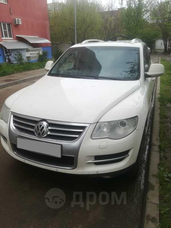 Volkswagen Touareg, 2008 год, 860 000 руб.