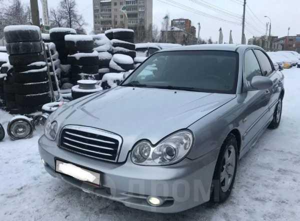 Hyundai Sonata, 2002 год, 208 000 руб.