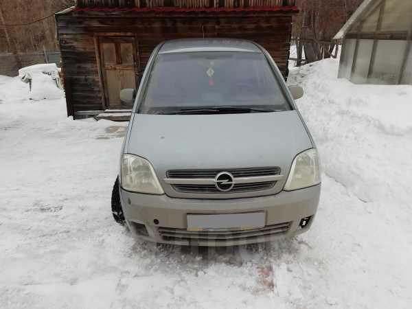 Opel Meriva, 2005 год, 130 000 руб.