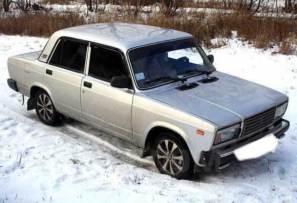 Лада 2107, 2011 год, 95 000 руб.