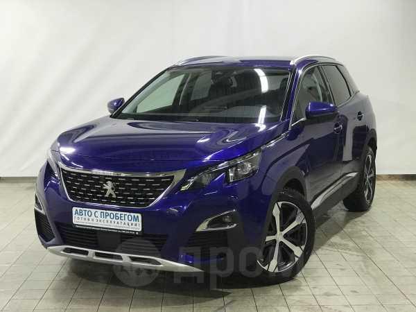 Peugeot 3008, 2018 год, 1 634 530 руб.