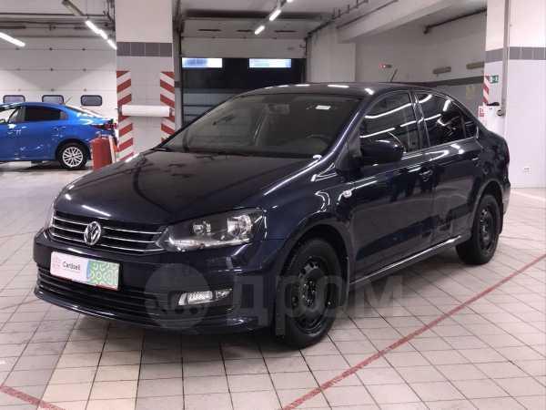Volkswagen Polo, 2016 год, 563 000 руб.