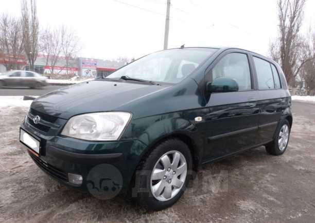 Hyundai Getz, 2005 год, 275 000 руб.
