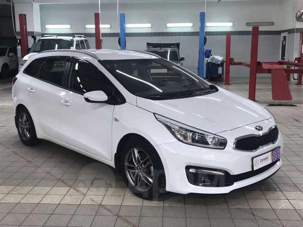Kia Ceed, 2017 год, 899 000 руб.
