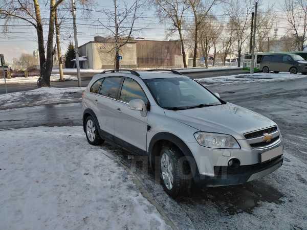Chevrolet Captiva, 2007 год, 450 000 руб.
