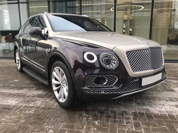 Bentley Bentayga, 2019 год, 18 074 720 руб.