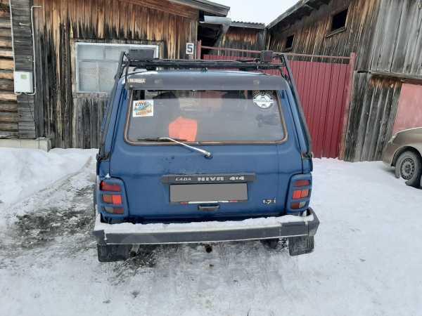 Лада 4x4 2121 Нива, 1998 год, 110 000 руб.