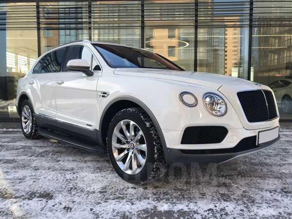 Bentley Bentayga, 2017 год, 9 821 430 руб.