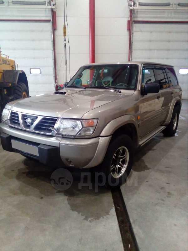 Nissan Patrol, 1999 год, 575 000 руб.