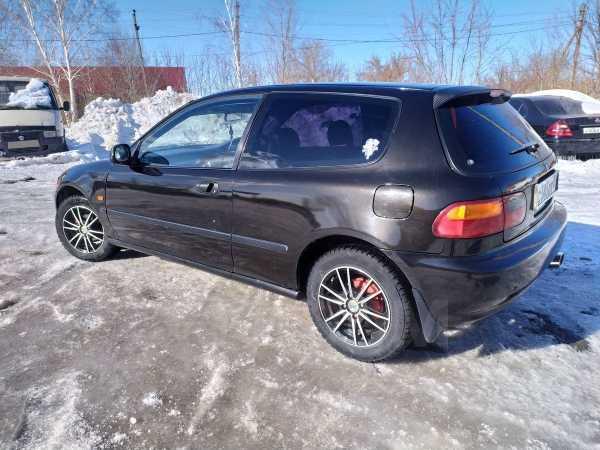 Honda Civic, 1993 год, 140 000 руб.