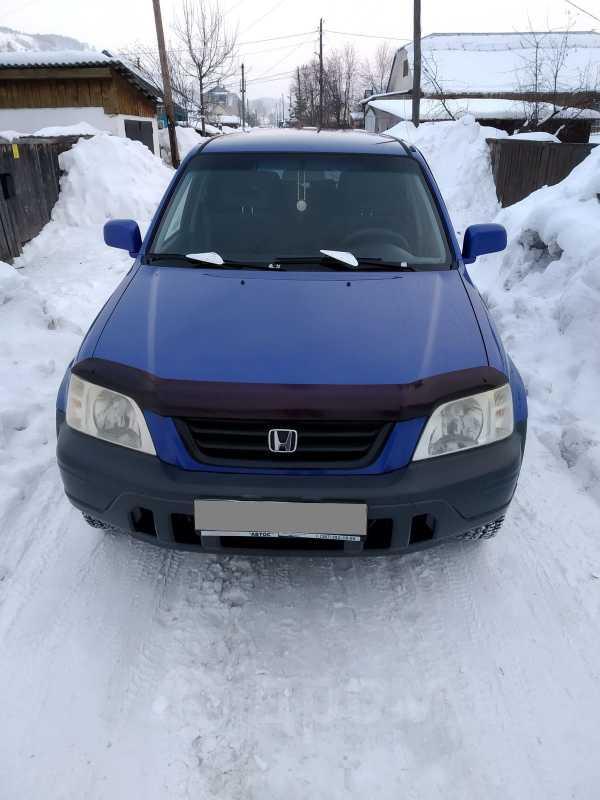 Honda CR-V, 2001 год, 370 000 руб.