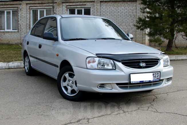 Hyundai Accent, 2010 год, 290 000 руб.