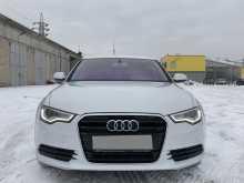 Челябинск Audi A6 2014