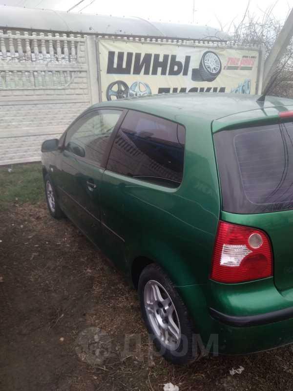 Volkswagen Polo, 2002 год, 180 000 руб.