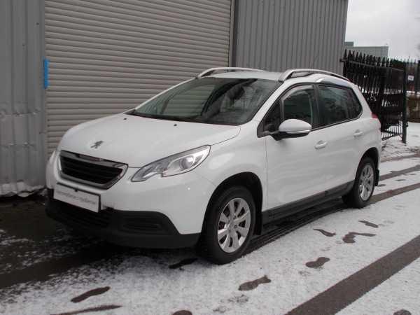 Peugeot 2008, 2013 год, 515 000 руб.
