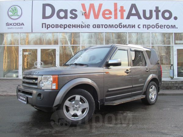 Land Rover Discovery, 2006 год, 558 170 руб.