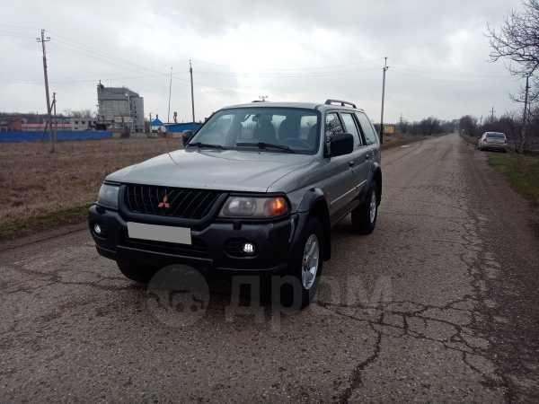 Mitsubishi Pajero Sport, 2000 год, 349 000 руб.