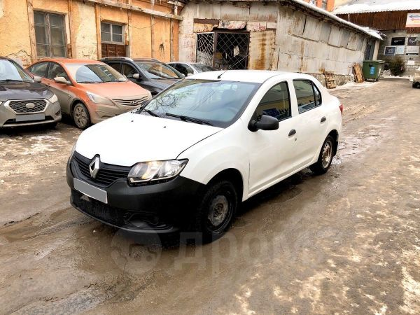 Renault Logan, 2014 год, 215 000 руб.