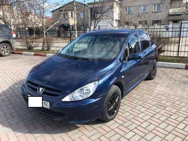 Peugeot 307, 2004 год, 210 000 руб.