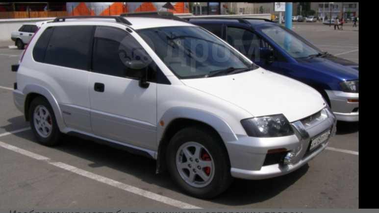 Mitsubishi RVR, 1998 год, 410 000 руб.