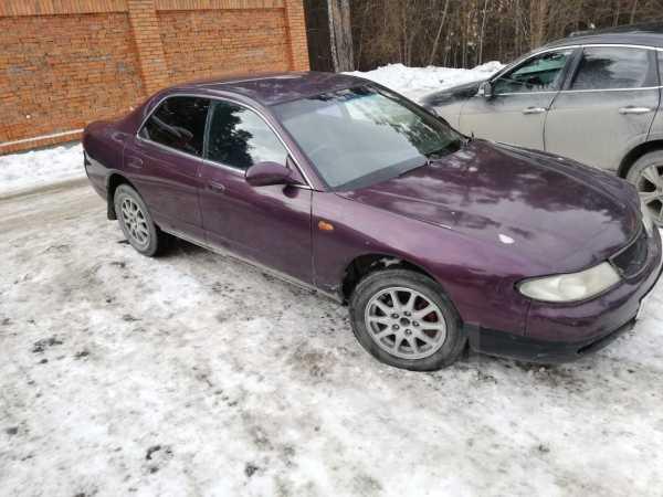 Mazda Efini MS-8, 1997 год, 59 000 руб.