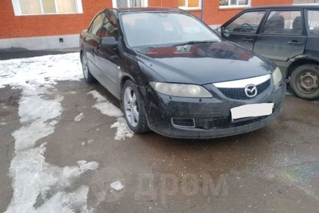 Mazda Mazda6, 2007 год, 220 000 руб.