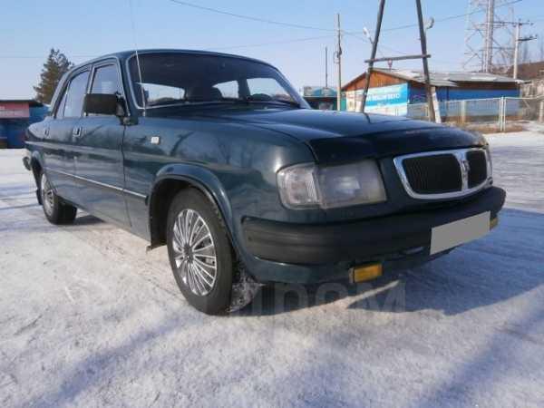 ГАЗ 3110 Волга, 1999 год, 69 000 руб.