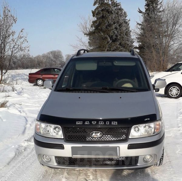 Hyundai Matrix, 2006 год, 335 000 руб.